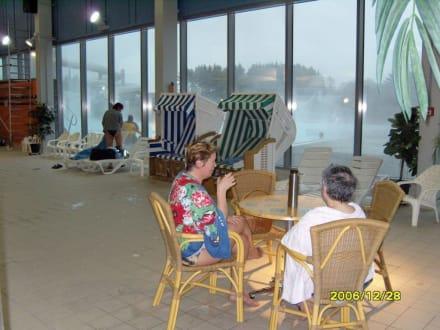 Thermalsole - Hallenbad, die Ruhezone! - Dithmarscher Wasserwelt