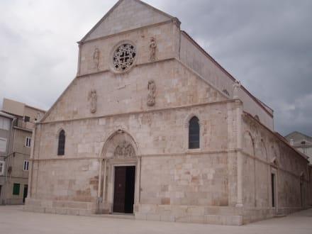 Kirche in Pag - Kirche Maria Himmelfahrt