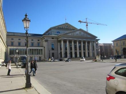 residenz theater münchen