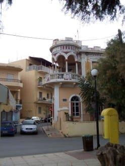 alte Häuser aus der Zeit der Venizianer - Altstadt Rethymno