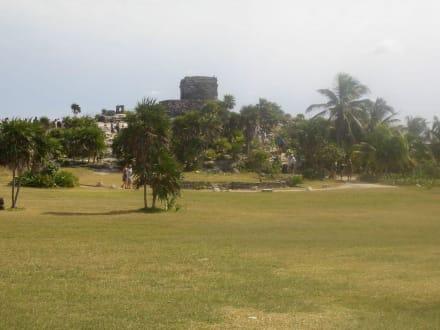 Tulum - Ruinen von Tulum