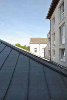 Blick zum Hinterhof - Quality Hotel Plaza Dresden