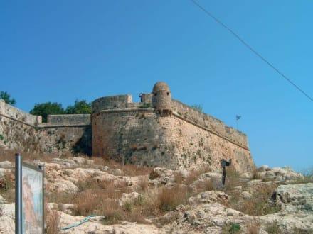 Die Fortezza - Altstadt Rethymno