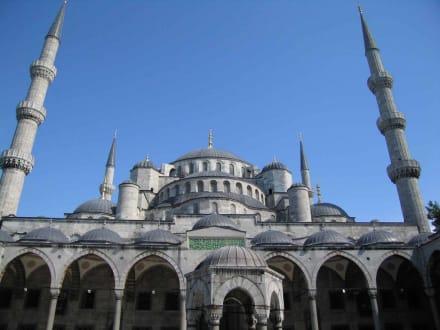 Blaue Moschee - Sultan Ahmed / Blaue Moschee