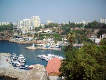 Hafen in Antalya - Hafen Antalya
