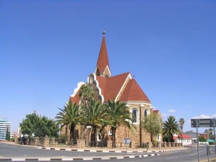 Die Christuskirche - Evangelisch Lutherische Christuskirche