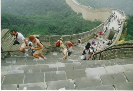 Chinesische Mauer - Chinesische Mauer