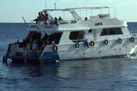 Ausflugstouren Schnorcheln und Tauchen - Schnorcheln Sharm el Sheikh
