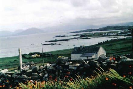 Die Westküste von Innisbofin Island - Innishbofin Island