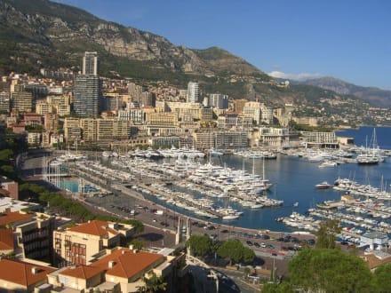 Monte Carlo - Yachthafen Monaco