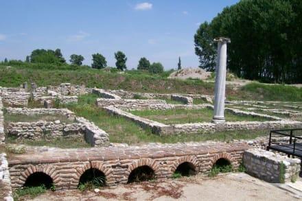 Díon- Villa des Dionysos - Ausgrabung Dion