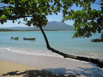 Spaziergang Playa Dorada - Strand Playa Dorada