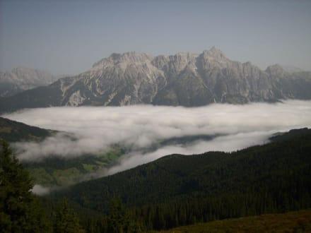 Kohlmaisgipfel - Wandern Saalbach-Hinterglemm