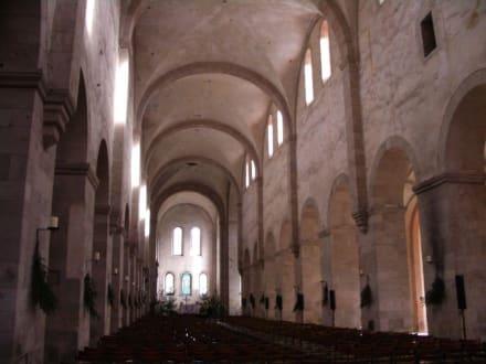 Basilika im Kloster Eberbach - Kloster Eberbach