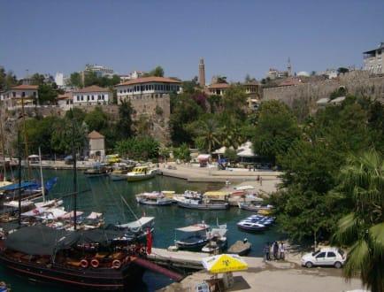 Am Hafen von Antalya - Hafen Antalya