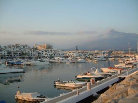 Yachthafen Marbella - Hafen Puerto Banus