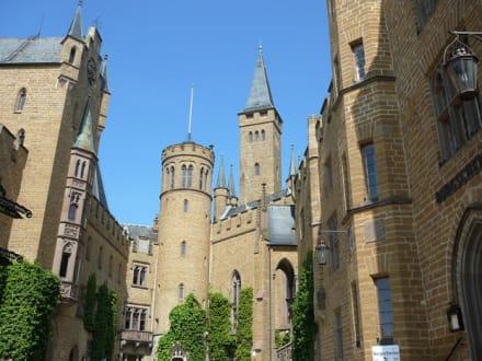 Die Burg Hohenzollern! - Burg Hohenzollern