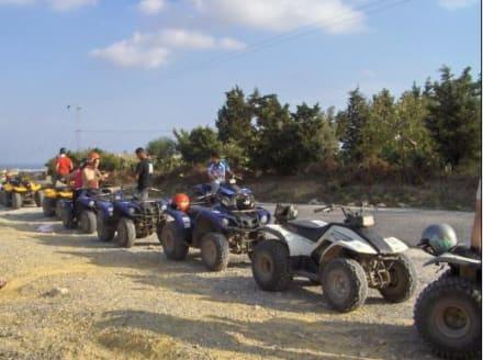 Quad Bike Ausflug - Quad Tour Hammamet-Yasmine