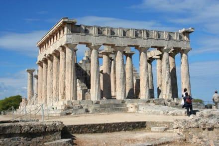 Tempel der Afaia - Tempel der Afaia
