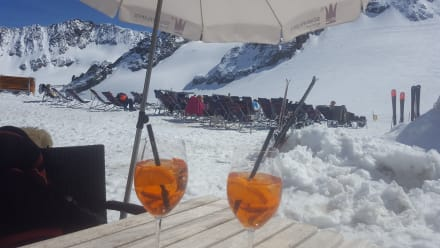 Stubaier Gletscher Eisgrat - Stubaier Gletscher