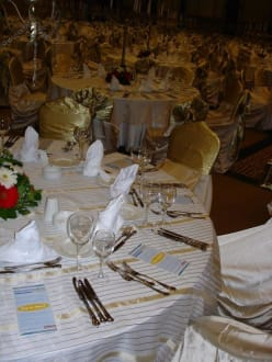 Der Festsaal - HolidayCheck Award Gala