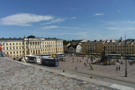 Sonstige Gebäude - Dom und Senatsplatz