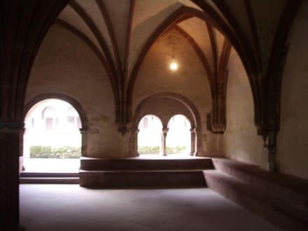 Der Versammlungsraum - Kloster Eberbach