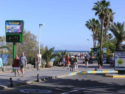 Weg zum Strand - Strand Maspalomas