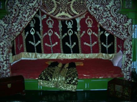 Schlafgemach des Hausherrn im Dar Essid - Dar Essid Museum