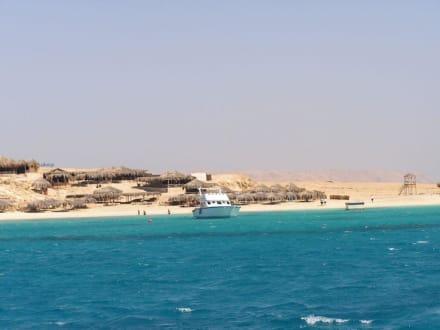 Mahmaja Beach - Giftun / Mahmya Inseln