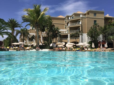 Paradies bild adri n hoteles jardines de nivaria in for Adrian jardines de nivaria