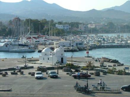 Aegina - Die Pistazieninsel - Aegina