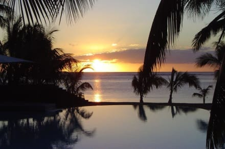 Sonnenuntergang - LUX Le Morne