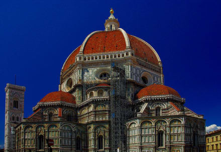 Religious sites (churches, temples, etc.) - Old Town Florence