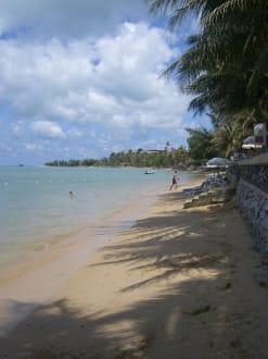 Plage - Hotel Paradise Beach Resort