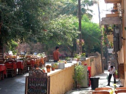 Vormittags in der Altstadt - Altstadt Chania