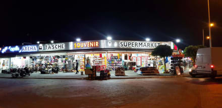 In Kumköy - Einkaufen & Shopping