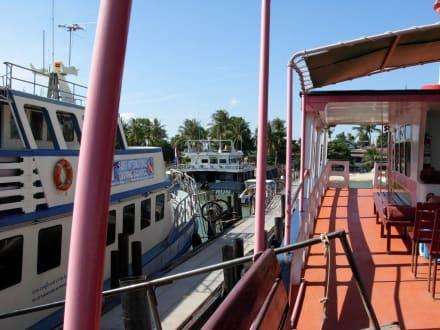 Boot Tour - Inselrundfahrt