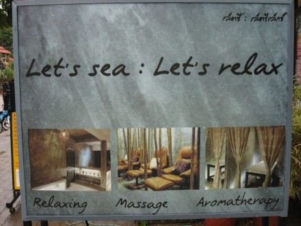 Tolle Massage! - Let's Sea - Let's Relax