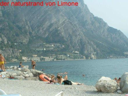 Am, Strand des Gardasee - Gardasee