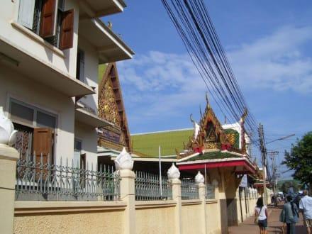 Am Tempel - Wat Sothon