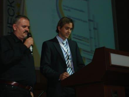 Eröffnungsrede - HolidayCheck Award Gala