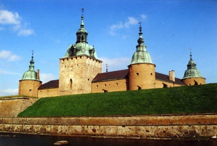 Muss man gesehen haben! - Schloss Kalmar