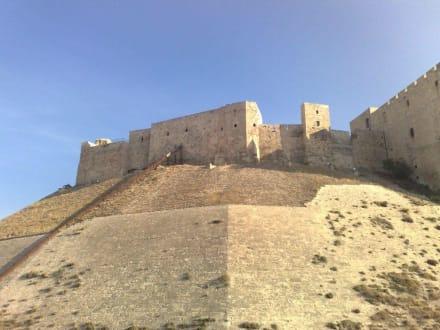 Die Festung in Alleppo, grossartig! - Zitadele von Aleppo