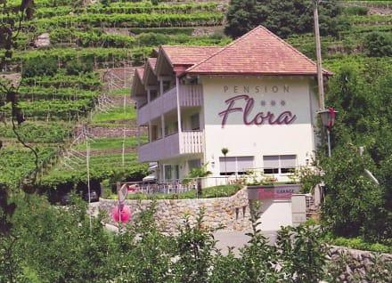 Hotel/Pension Flora Algund/Südtirol - Hotel-Pension Flora