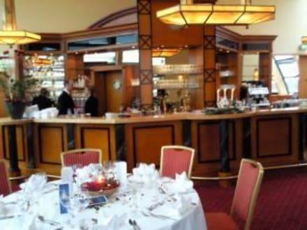 Empfang - Restaurant Elbkuppel (Hotel Hafen Hamburg)