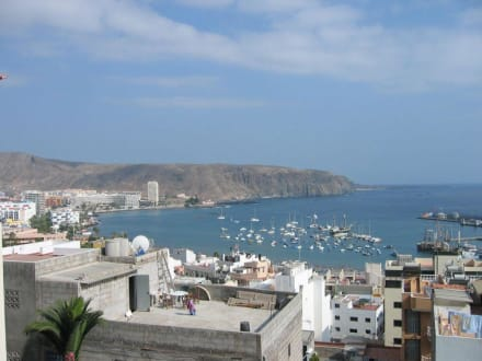 Hafen von Los Christianos - Hafen Los Cristianos