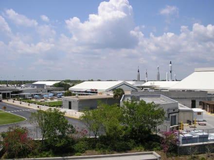 Kennedy Space Center, Überblick über den Besucherpark - Kennedy Space Center