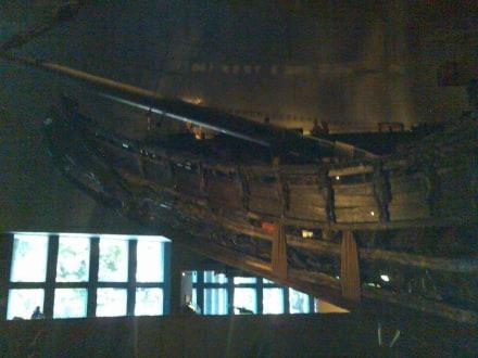 Wasa - Das Kriegsschiff - Vasa Museum