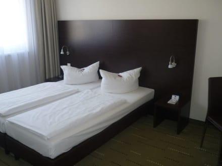 Zimmeransicht Doppelzimmer - BEST WESTERN Hotel am Spittelmarkt